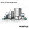 Inox Stainless Steel Furniture PVD Coating Plant