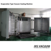 High Capacity Vertical 2 Doors Plastic Vacuum Metallizing Equipment