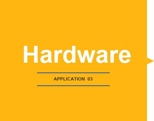 PVD APPLICATION-Hardware