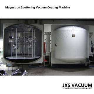 DC Magnetron Sputtering PVD Vacuum Coating Machine For Car Wheels