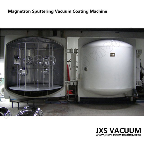 Double Front Doors Vacuum Coating Machine For Car Wheels