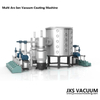 Vertical Loading Multifunctional Stainless Steel Furniture PVD Coating Machine Price In China