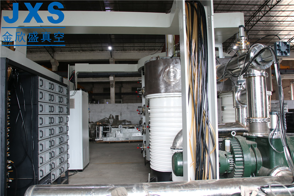 High Efficiency Decorative Multi Arc PVD Coating Plant Cost