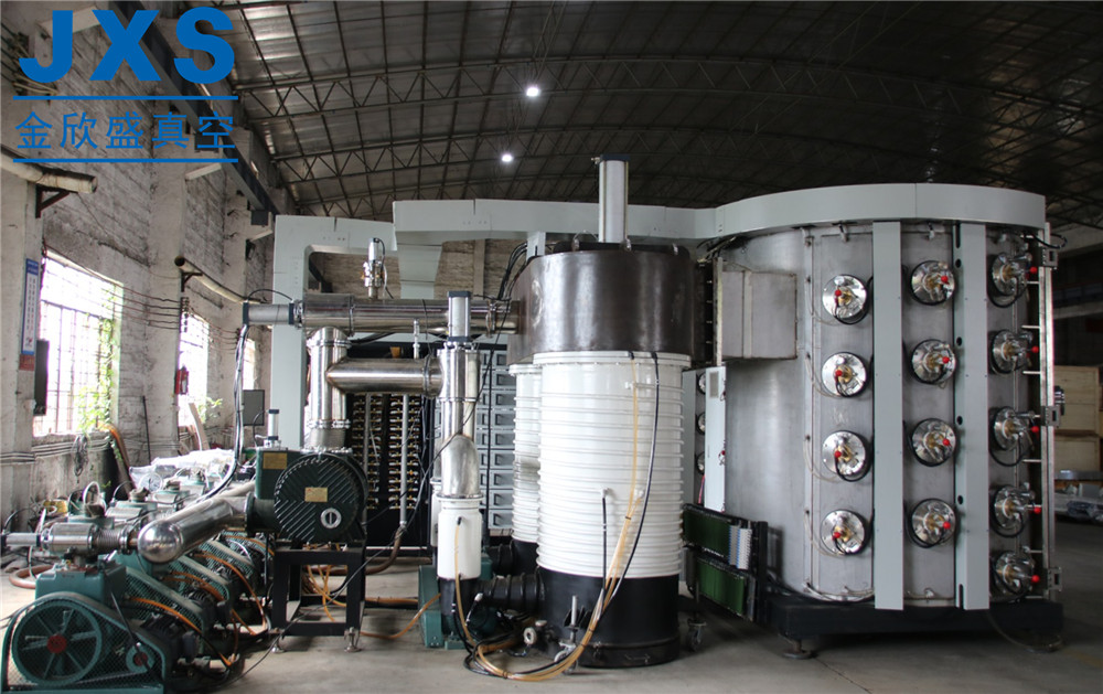 High Energy Efficiency Faucet Multi Arc Vacuum Coating Unit
