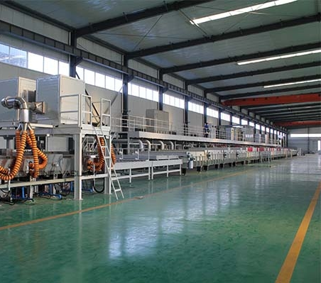 Low-E Glass Magnetron Sputtering Vacuum Coating Line